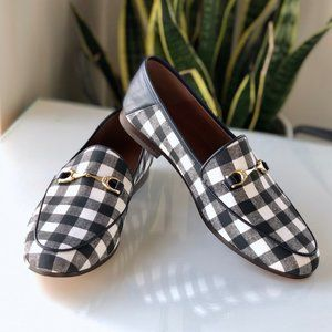 Coach • Haley Gingham Loafers